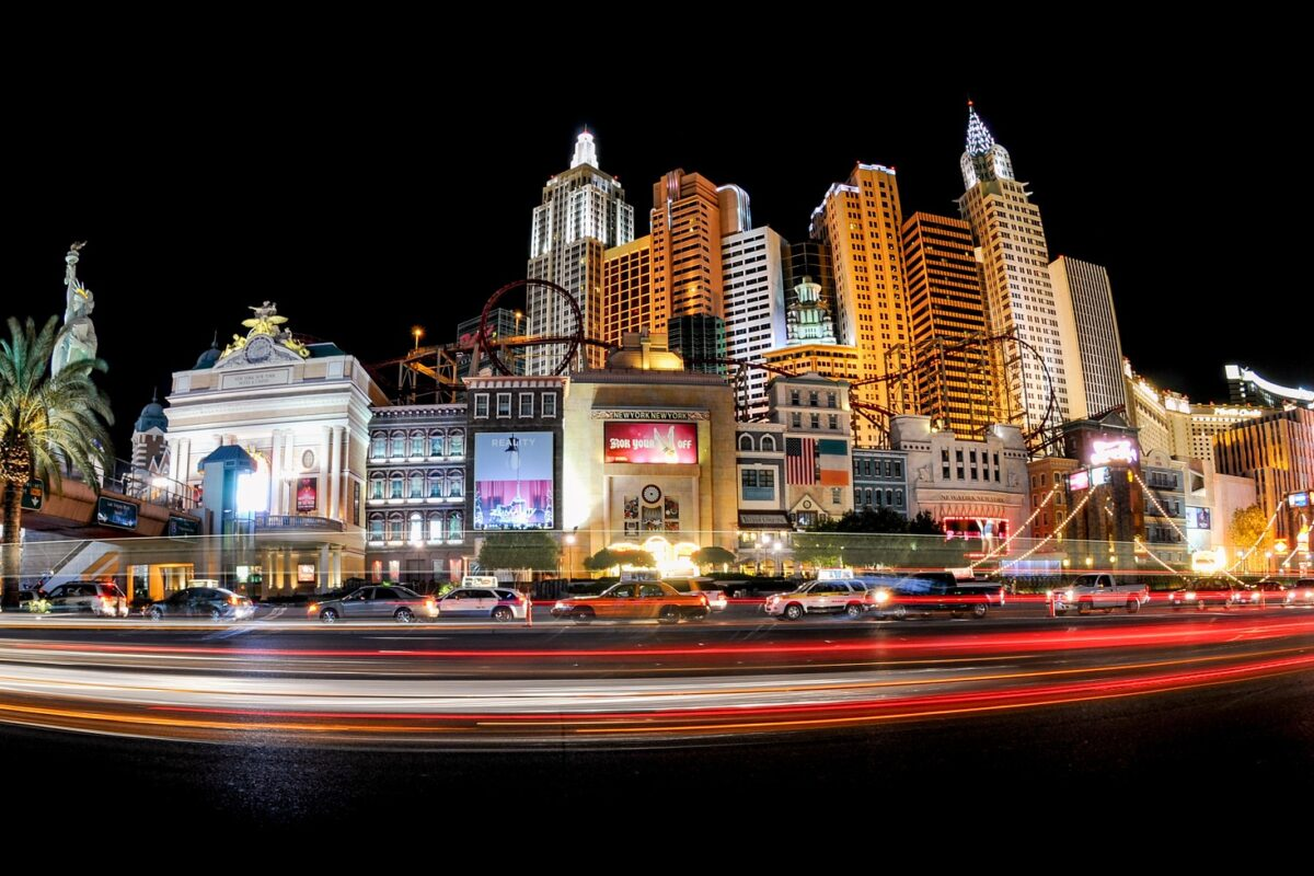Fotografie najpopularniejszych kasyn